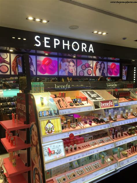 Sephora Cosmetic sephora launches in bangalore at the forum mall