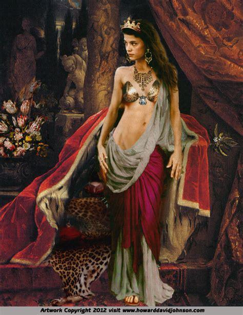 cleopatra biography in hindi legendary women of antiquity zenobia helen of troy