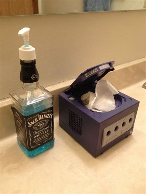 jack daniels bathroom bathroom decor with jack daniels and a gamecube too