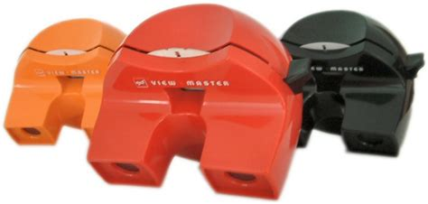 View Master Viewer Model K Warna Orange it is to find a model k with the printed logo intact