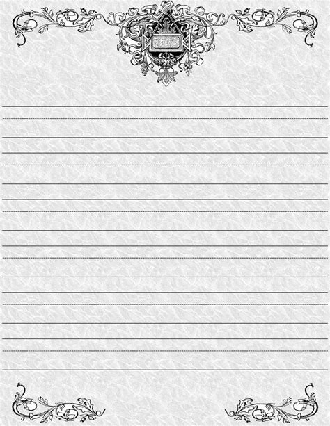 black writing paper black and white lined stationery search lined