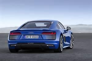 Audi Electric Car Australia Audi 2016 R8 E R8 Q7 E A Step Closer To