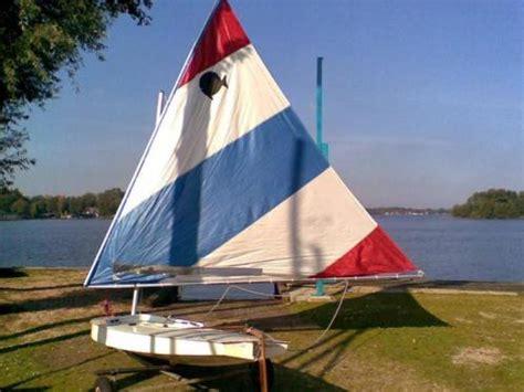 opknapper zeilboot sunfish zeilboot opknapper advertentie 642523