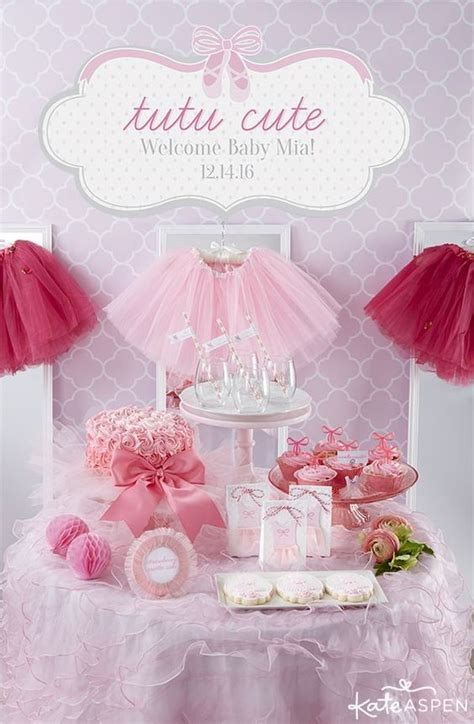 cute themes for a baby girl 38 adorable girl baby shower decor ideas you ll like