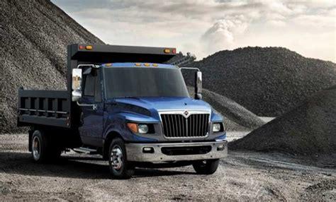 Trucker Working Class 1 gallery a class 5 international terrastar dump truck photo navistar class 5 7 truck