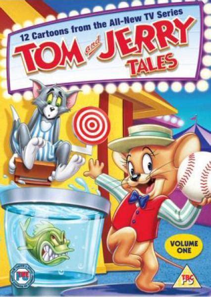 Best New Tales Vol 1 tom and jerry tales vol 1 dvd zavvi