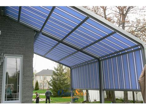 house awnings retractable canada ombrasole awnings fixed retractable awning attico model