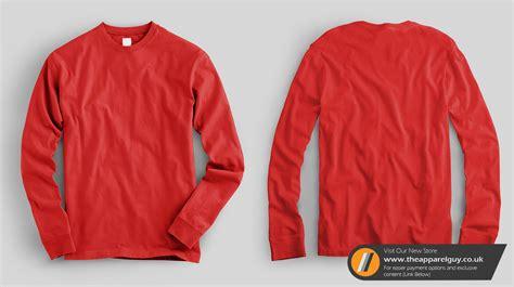template t shirt long sleeve psd long sleeve t shirt template psd templates data