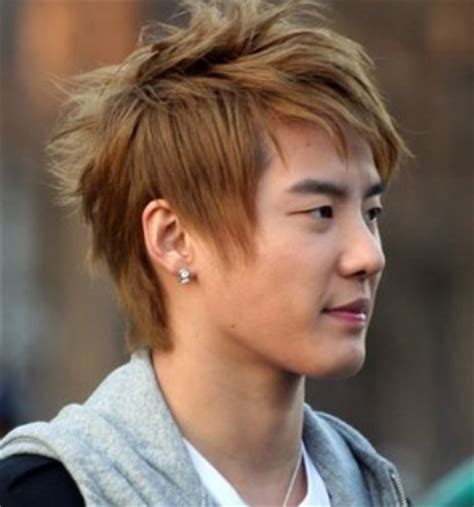 Handsome Hairstyles by Handsome Asian Mens Hairstyle Hairstyles Weekly