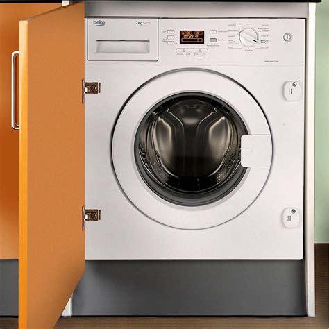 beko waschmaschine 7kg buy beko wmi71441 integrated 7kg washing machine