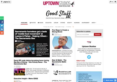 Paper L - what is paper li and why should you care uptown studios