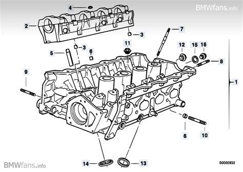 cylinder bmw 3 e36 318is m42 bmw parts catalog