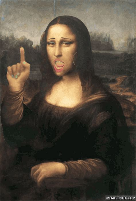 Monalisa Top mona memes best collection of mona pictures