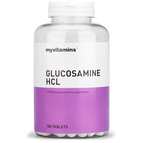 Hcl Detox Therapy by Glucosamine Hcl Buy Mankind