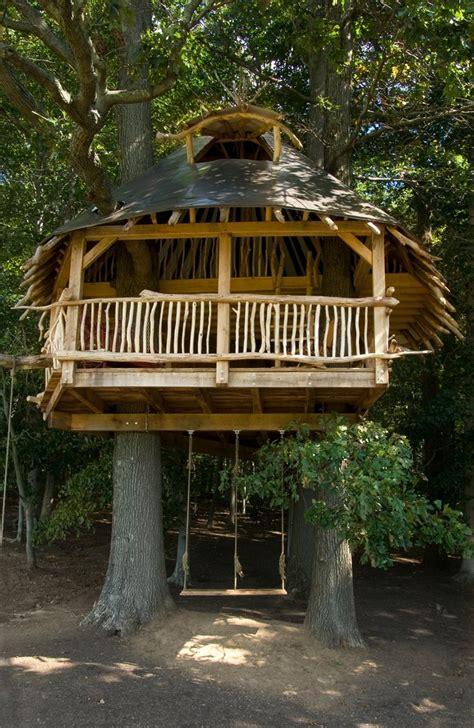 tree house roof designs cool diy tree swings ideas