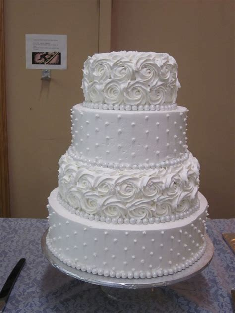 Wedding Cakes Kroger by Kroger Wedding Cakes Only Wish It Crusted Like