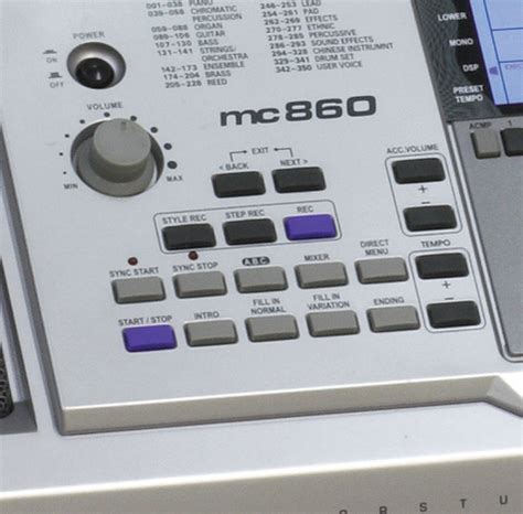 Keyboard Medeli Mc 110 medeli mc860 keyboard org
