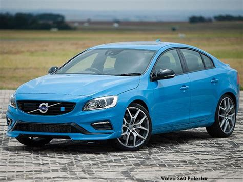 volvo in south africa volvo launches s60 polestar in south africa auto trader