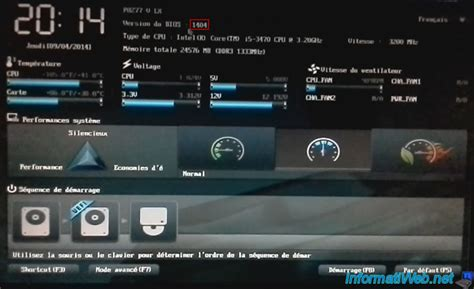 asus utility flash update the bios of an asus motherboard with ez
