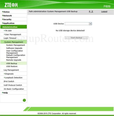 Router Zte F609 modem zte zxhn h108l seotoolnet