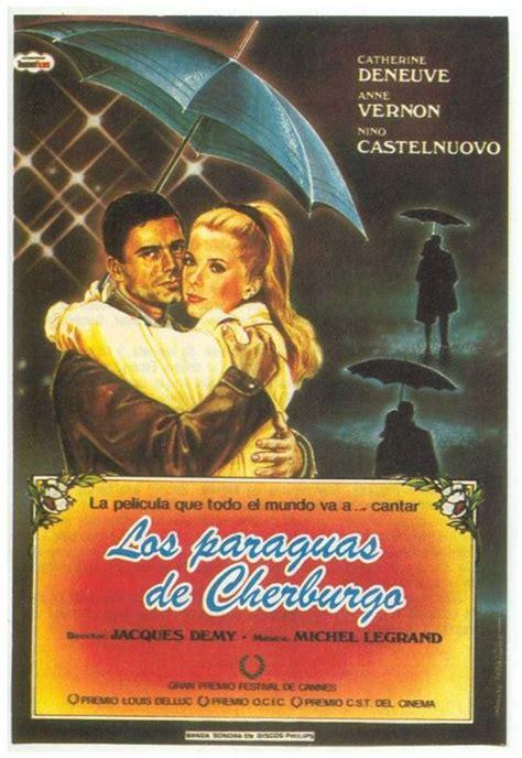de cine noticias posters y cr 237 ticas de cine cinenga 241 os cartel de los paraguas de cherburgo poster 1 sensacine