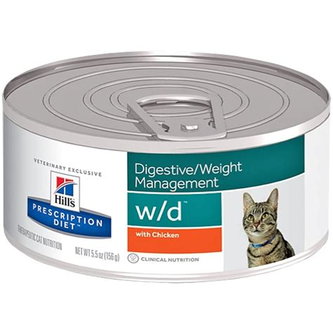 wd food prescription diet w d low diabetes cat food buy