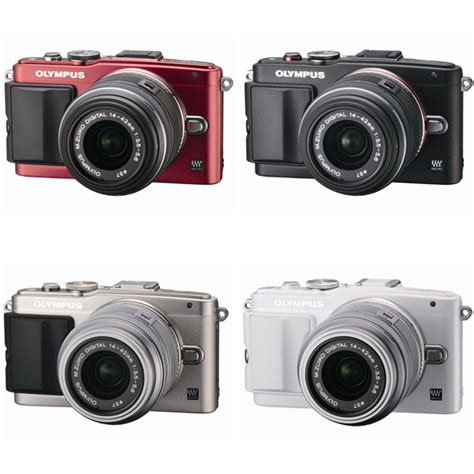 Kamera Mirrorless Olympus Epl 6 olympus pen lite e pl6 ready to fight with panasonic gf6 digital and gadget reviews