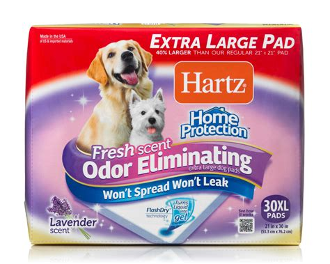 xl puppy pads hartz home protection odor eliminating pads xl 30 ct pet supplies
