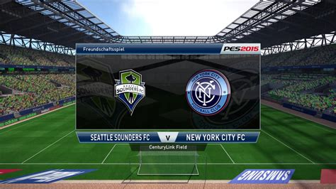 soccer game breakdown find out which soccer game is the best pes 2015 major league soccer match seattle sounders vs