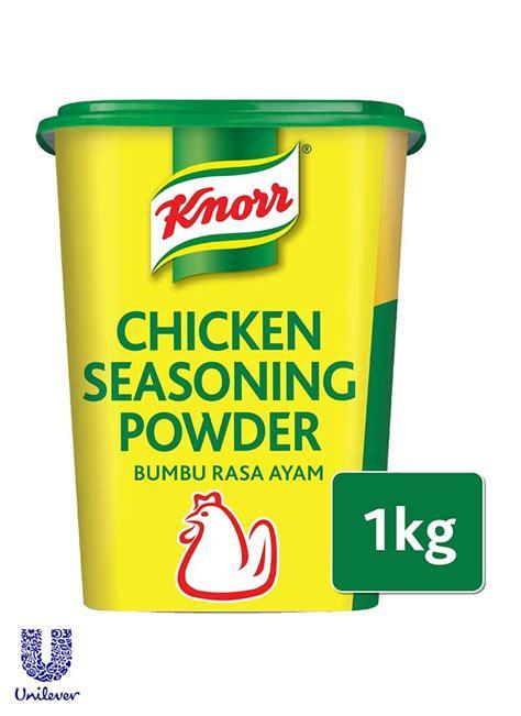 Knorr Bumbu Pelezat Rasa Ayam Rostip Bumbu Masak 1 Kg knorr bumbu powder 10665 ayam tps 1000g klikindomaret