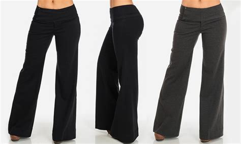 images of blotchy skin on legs kianes wide leg dress pants pant olo