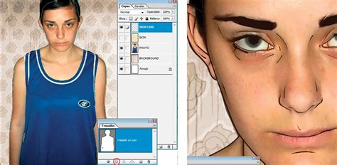 simple vector tutorial photoshop photoshop tutorial create vector portraits in photoshop