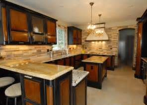 Types Of Backsplash For Kitchen Custom Backsplashes