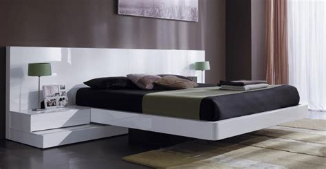 fresh and modern platform beds editeestrela design
