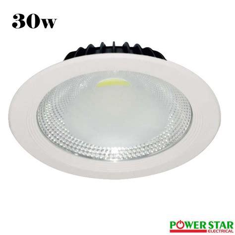 New Lu Ceiling Downlight Led Cob 3 Watt Cahaya Warm White Keren led cob ceiling light recessed downlight