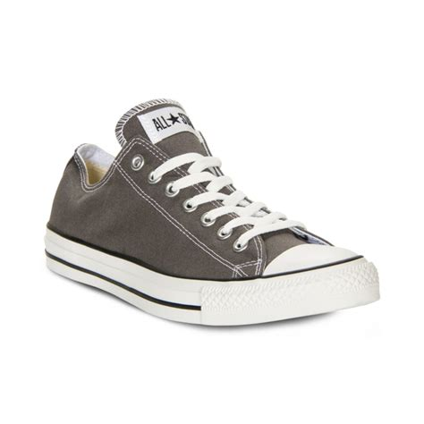 chucks sneakers converse s chuck low top sneakers from finish