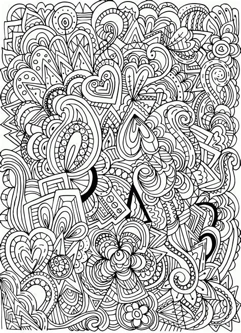 Adult Coloring Pages Patterns Home