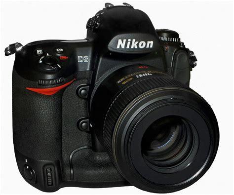 camara fotograficas nikon nikon d3