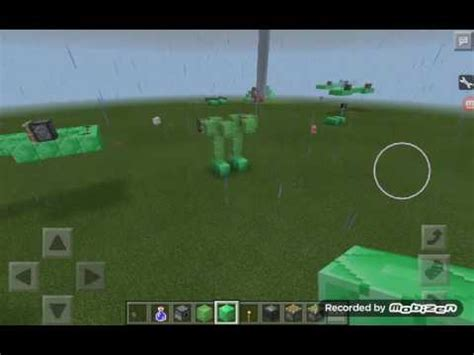 membuat robot minecraft cara membuat robot di minecraft youtube