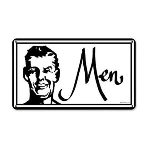 bathroom men sign past time signs rpc022 retro planet men bathroom sign clipart best clipart best