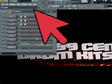 fruity loops how to make a basic beat in fruity loops 9 steps with