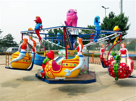 themed ride names kiddie parks ocean walk rides for sale with mermaid cabins