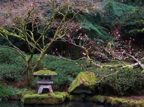 algunos de los mejores jardines japoneses  pueden