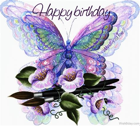 Happy Birthday Wishes Butterfly 36 Butterfly Birthday Wishes