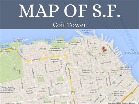 san francisco map coit tower san francisco map coit tower 28 images coit tower san