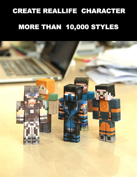 Minecraft Papercraft Review - papercraft for minecraft for pc choilieng