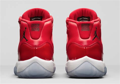 Air 11 Win Like 96 official images of the air 11 win like 96