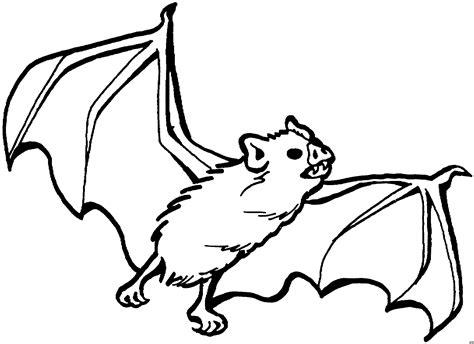 black bat coloring page fledermaus von unten fliegend ausmalbild malvorlage tiere