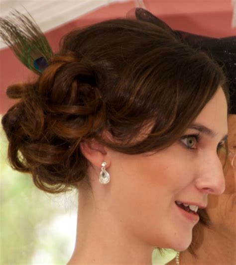 Vintage Bridal Hair Kent by Wedding Hair Crowborough Newhairstylesformen2014