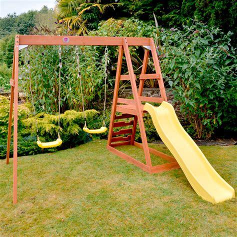 swing features plum tamarin outdoor play centre garden features